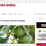 Site Vida Rural